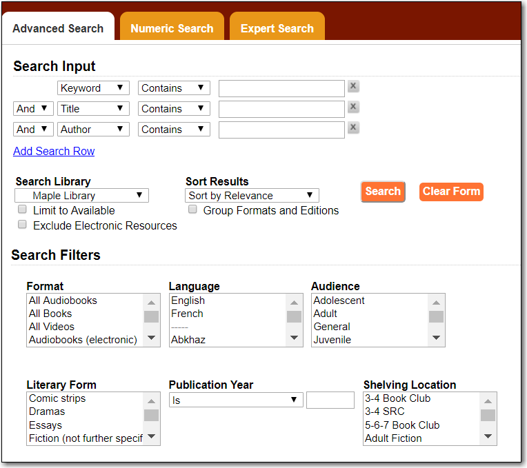 Search Manager | Cochrane Library